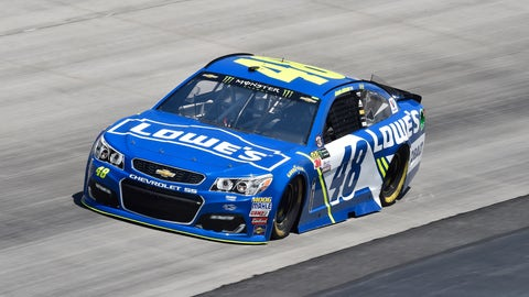 Jimmie Johnson, 9