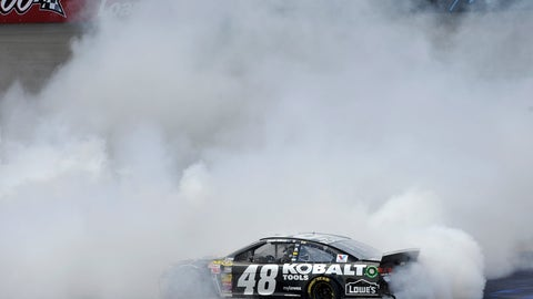 Jimmie Johnson, 1