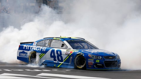 Jimmie Johnson, Texas