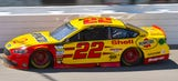 Joey Logano hoping to build on third-place finish that 'felt like a win'