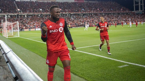 But Toronto FC still look unstoppable