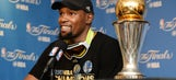 Report: Kevin Durant to re-sign with Warriors after declining player option
