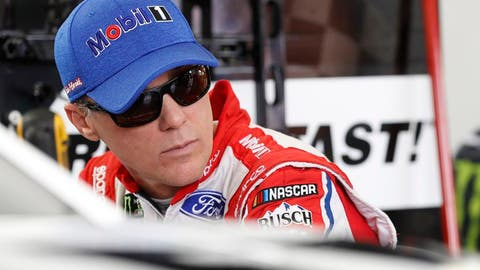 Kevin Harvick, no change