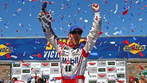 Sonoma Raceway, 1 win