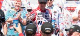 Most eye-catching moments from Sunday at Sonoma Raceway