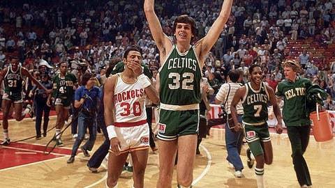 1981 Boston Celtics (62-20, 12-5)