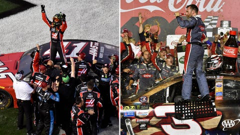 NASCAR's majors