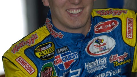 Kyle Busch, 4th