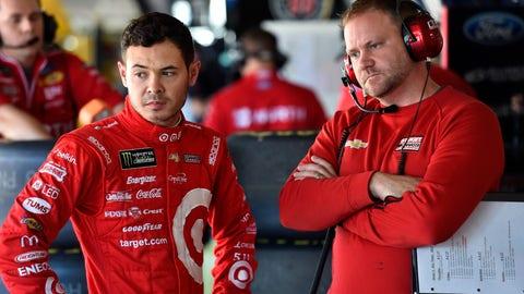 Larson's streak