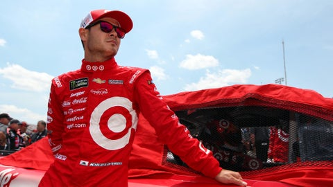 Kyle Larson, 536 (7 playoff points)