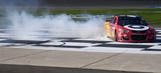 Hard-fought win puts Kyle Larson in championship-caliber position