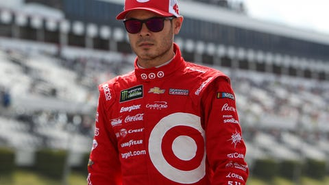 Kyle Larson, 583 (8 playoff points)
