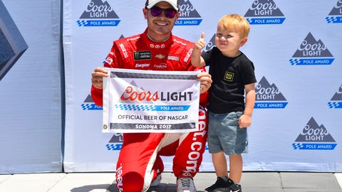 The Ganassi drivers