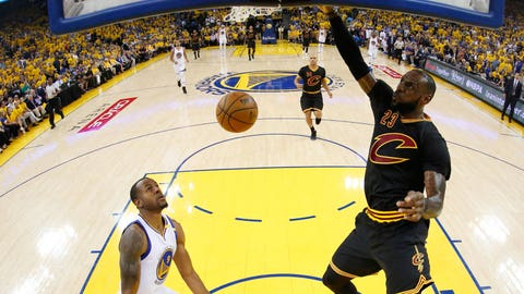 LeBron excelling once again