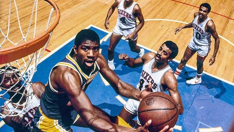 1982 Los Angeles Lakers (57-25, 12-2)