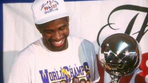 1987 Los Angeles Lakers (65-17, 15-3)
