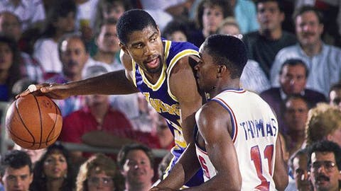 1988 Los Angeles Lakers (62-20, 16-9)