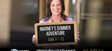 PHOTOS: Marney's summer adventure