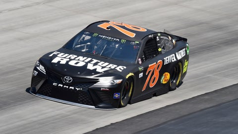 Martin Truex Jr., 10 points (1 playoff point)