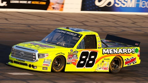 Matt Crafton, 318