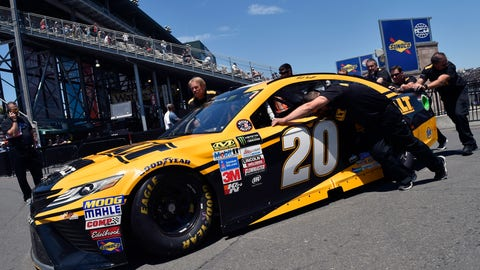 Matt Kenseth, 8