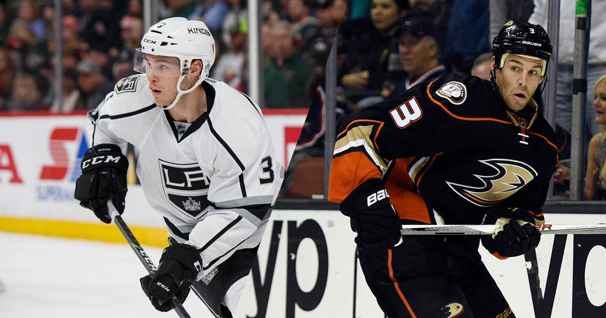 04f461219 Kings' McNabb, Ducks' Stoner selected by Vegas Golden Knights in NHL  Expansion Draft   FOX Sports