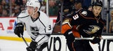 Kings' McNabb, Ducks' Stoner selected by Vegas Golden Knights in NHL Expansion Draft