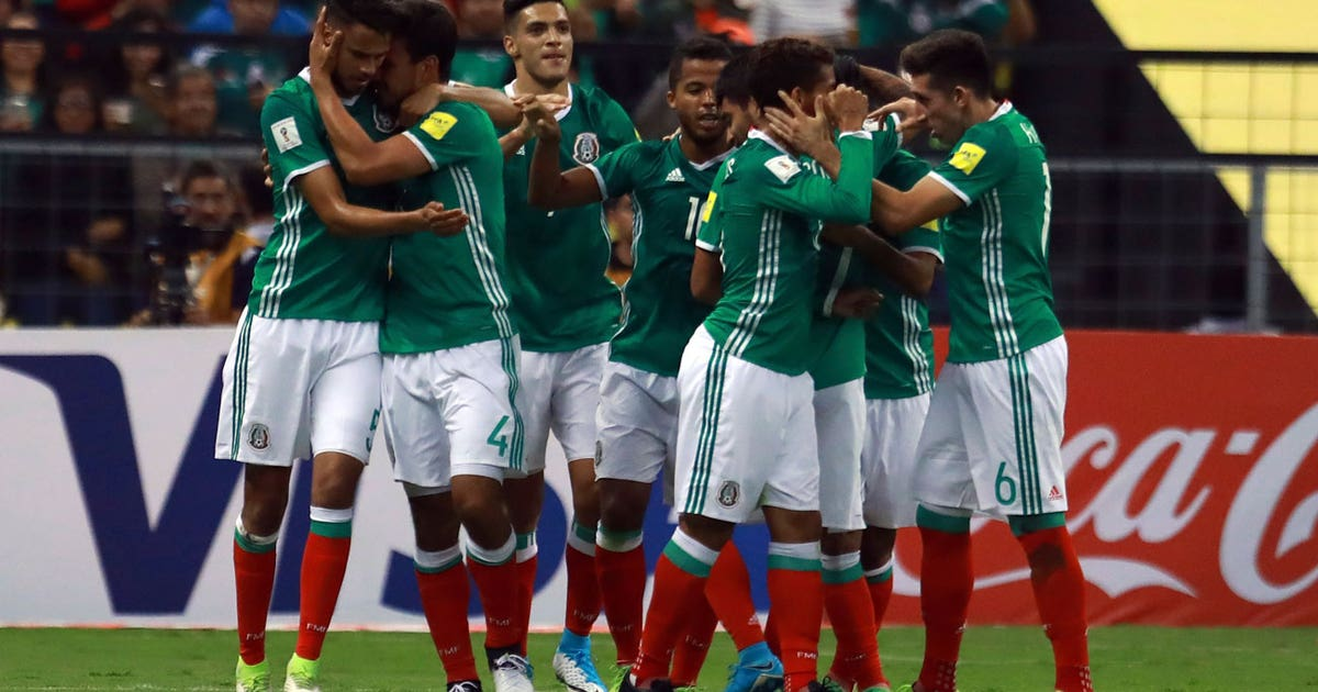 8cc442a9f Mexico player ratings  How did El Tri perform in draw against USMNT ...