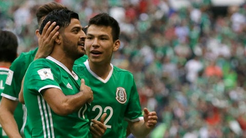 Carlos Vela is back firing, but will he stay hot?