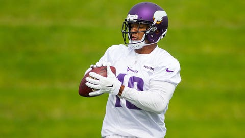 Vikings WR Floyd Gets 4-Game Suspension