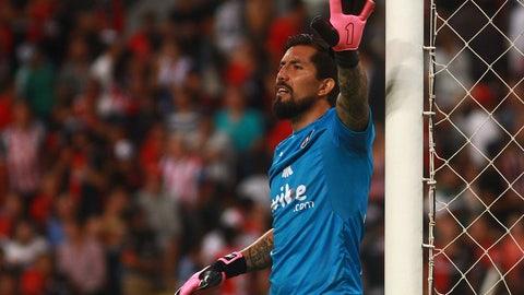 GK: Miguel Fraga