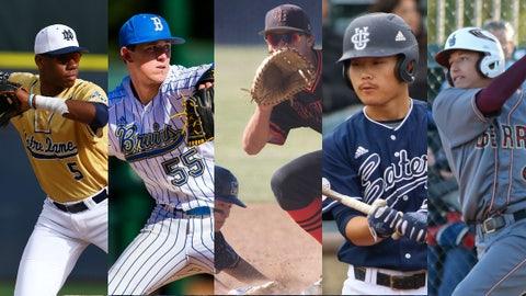 2017 MLB Draft