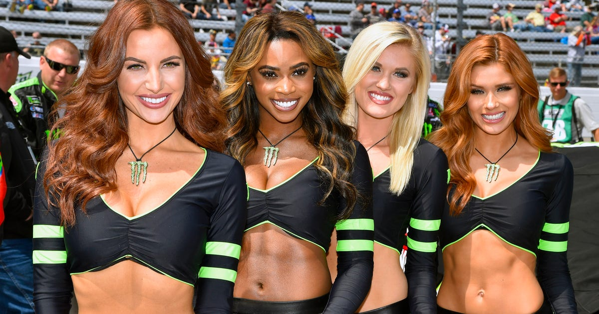 Get To Know 15 Monster Energy Girls On The Nascar Scene -5170