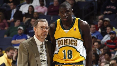 Mouhamed Sene, Seattle SuperSonics, 2006