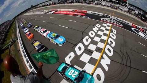 Pam Miller, FOX NASCAR XFINITY Series race producer