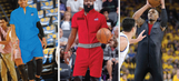 We put NBA players in male rompers because someone had to