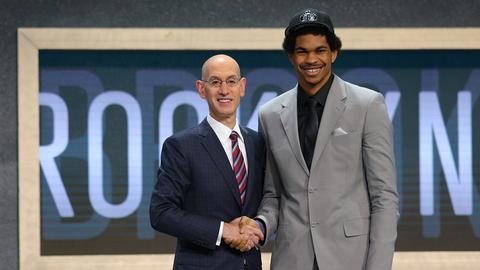 Jarrett Allen | Brooklyn Nets | College: Texas