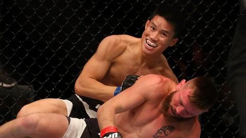 Ben Nguyen vs. Tim Elliott