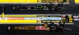 NHRA New England Nationals ladder charts