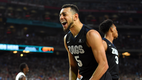 Nigel Williams-Goss | Utah Jazz | College: Gonzaga