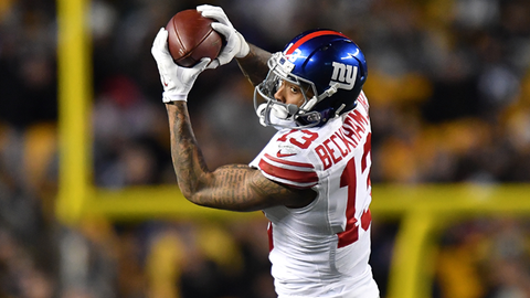 Odell Beckham Jr., WR, Giants