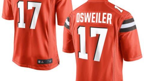 Cleveland Browns Brock Osweiler Jersey