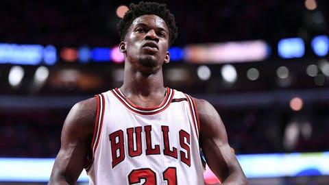 Chicago Bulls: F-