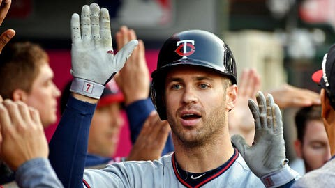 "3. Joe Mauer: T.I. – ""What you know"""