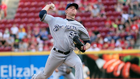 Cy Young: Chase Anderson