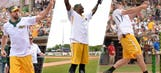 PHOTOS: Jordy Nelson's charity softball game