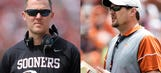 New coaches Riley, Herman take lead roles for Oklahoma-Texas