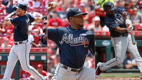Three Cuts: Matt Adams playing role of Freddie Lite; Braves' third base debate
