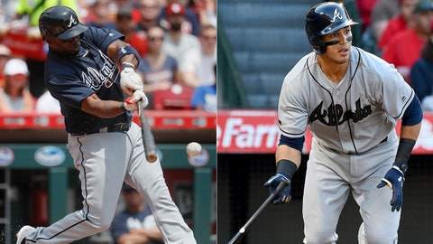 2. Who should be getting brunt of time at third base?