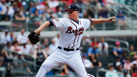 1. Sean Newcomb's debut reestablishes optimism for Atlanta's future rotation